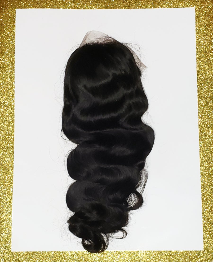 Image of Brazilian Lace Frontal (150% Density)