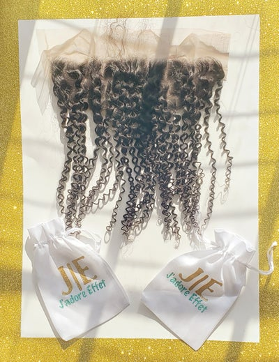 Image of J'adore Brazilian Kinky Curly Frontal