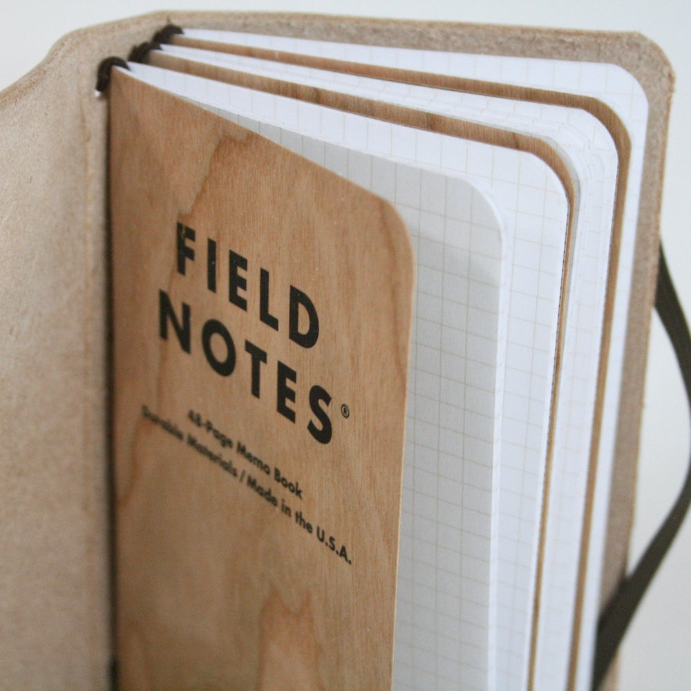 Image of Leather Notebook Covers