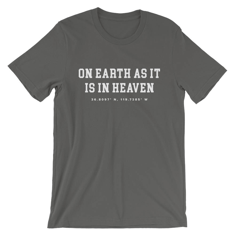Image of On Earth Tee