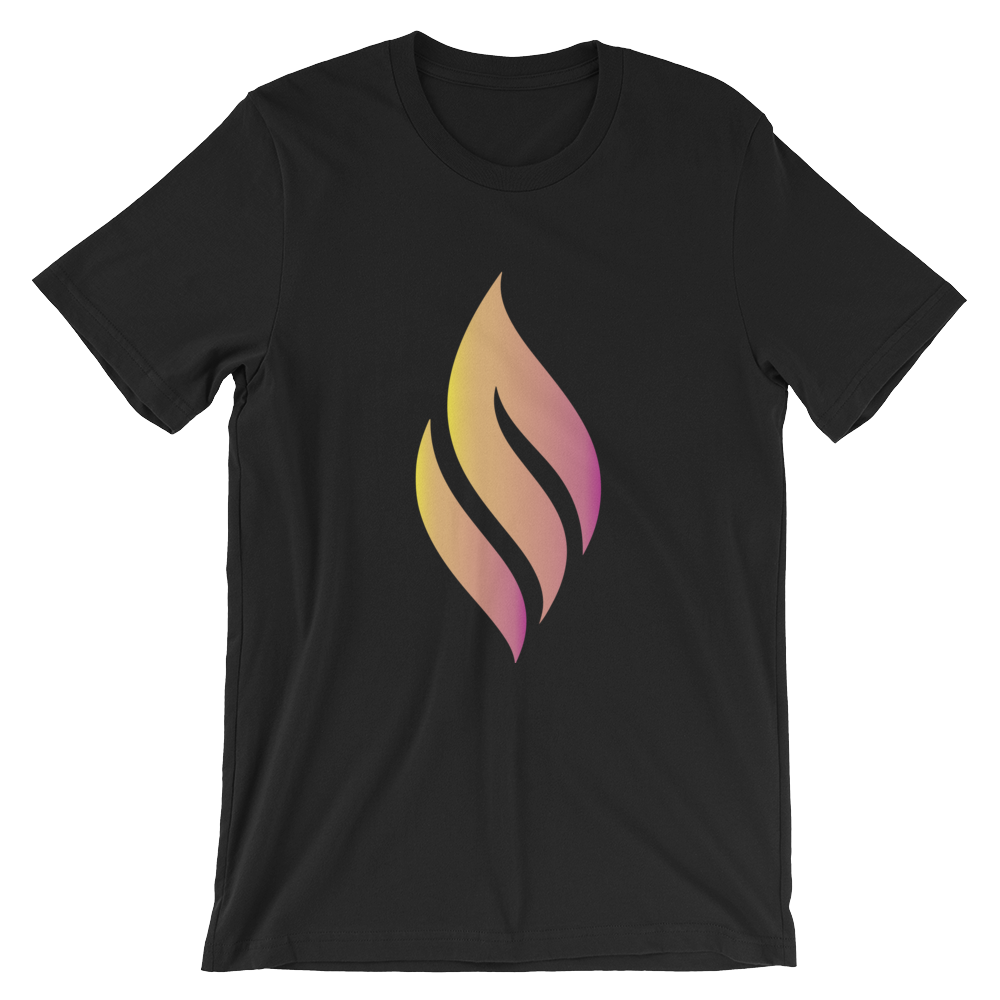Image of Flame Logo Tee