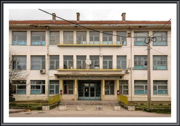 Image of Print 'Vuk Karadzic School' (edition of 10)
