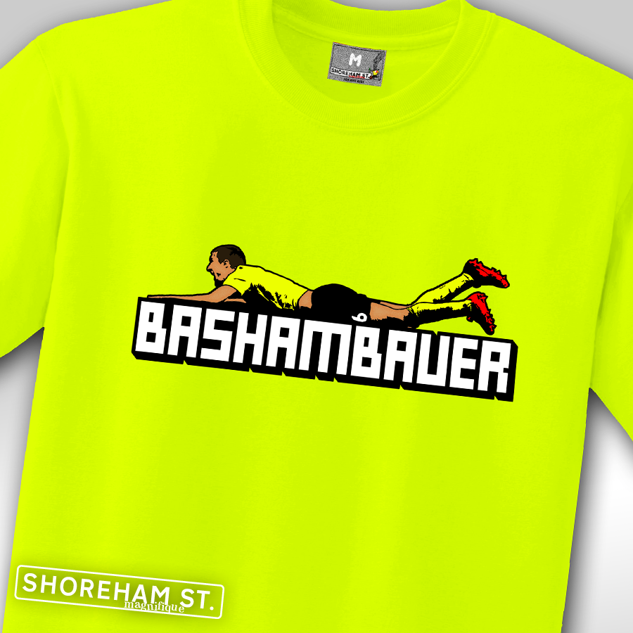 Image of Basham's Arriving Tee