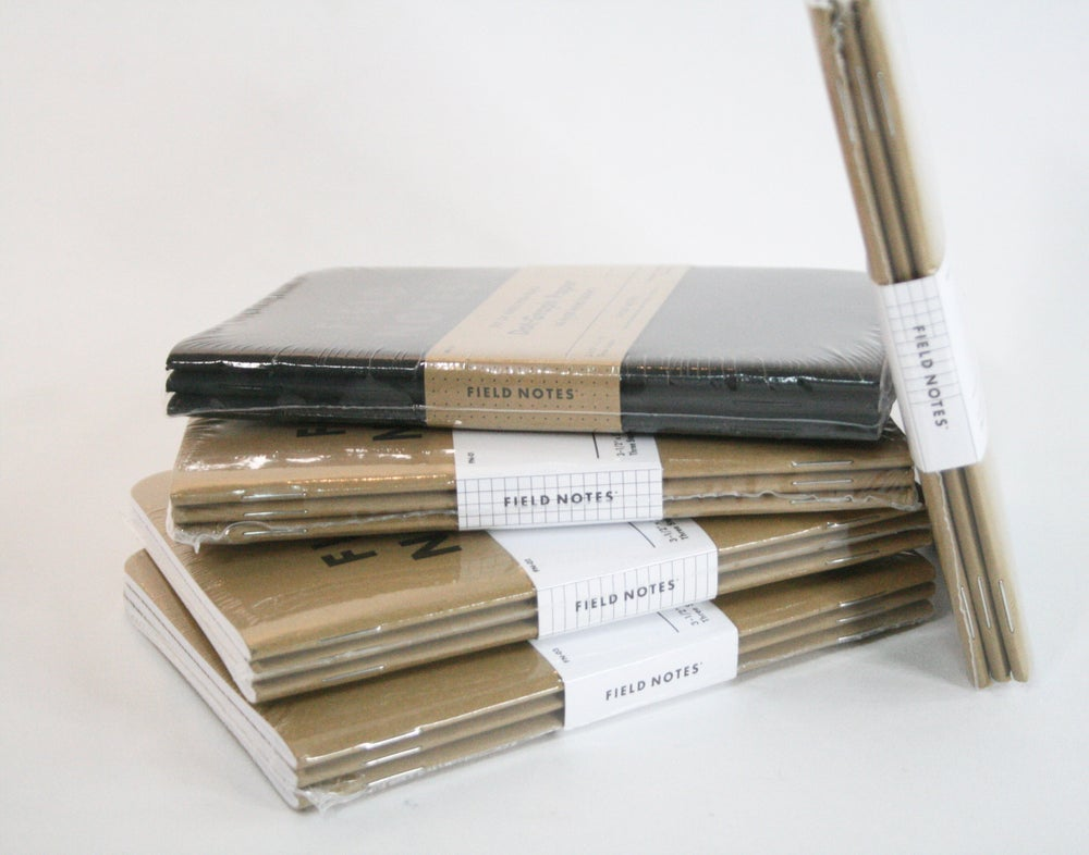 Image of Field Notes Pocket Notebooks