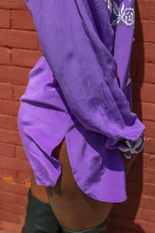 Image of Purple Rain Blouse