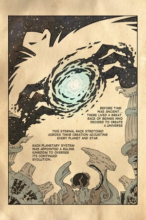 Image of Godlings Issue 1