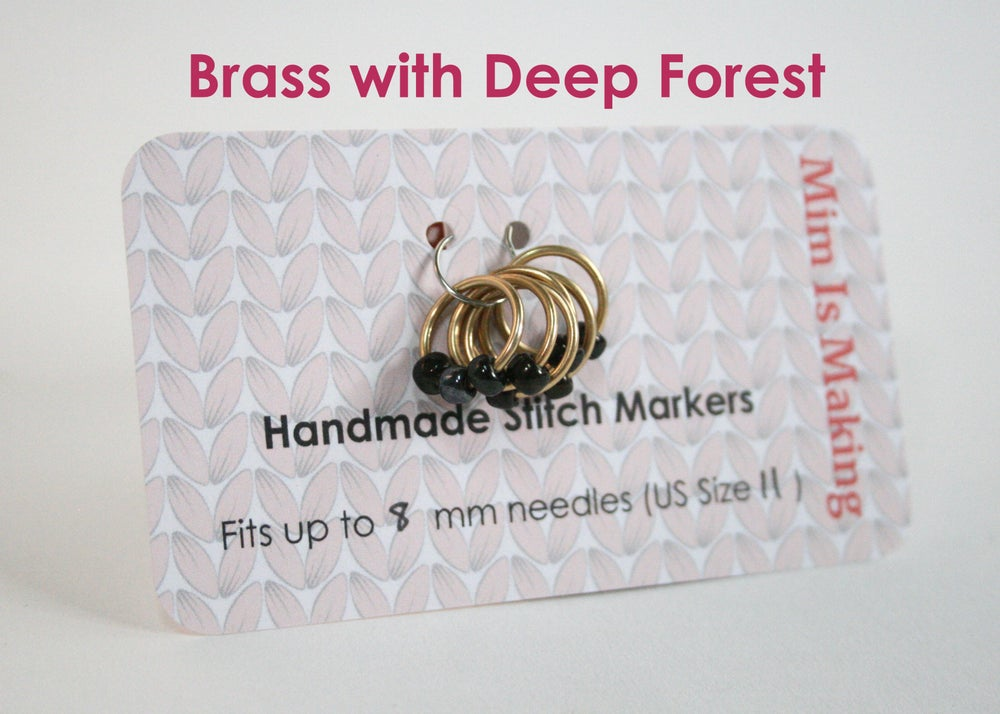 Image of Large Stitch Markers