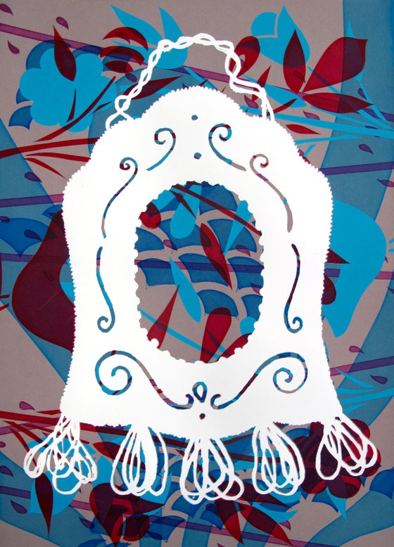 Image of Floral Frame