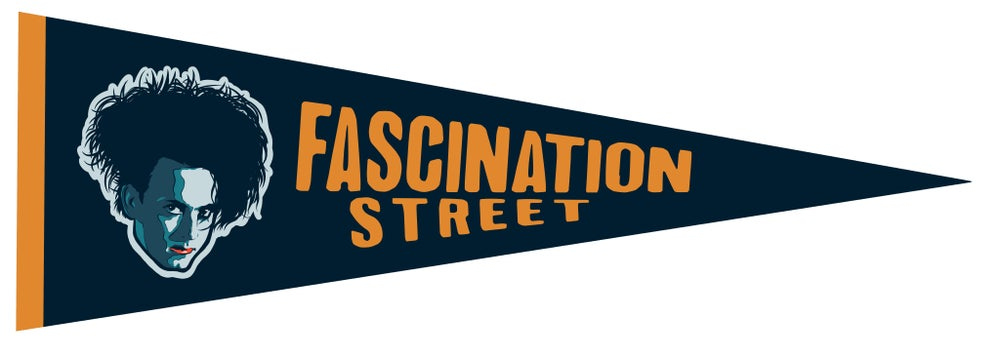 Fascination Street Pennant