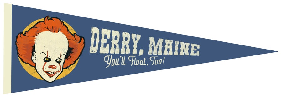 Image of Derry, Maine Pennant