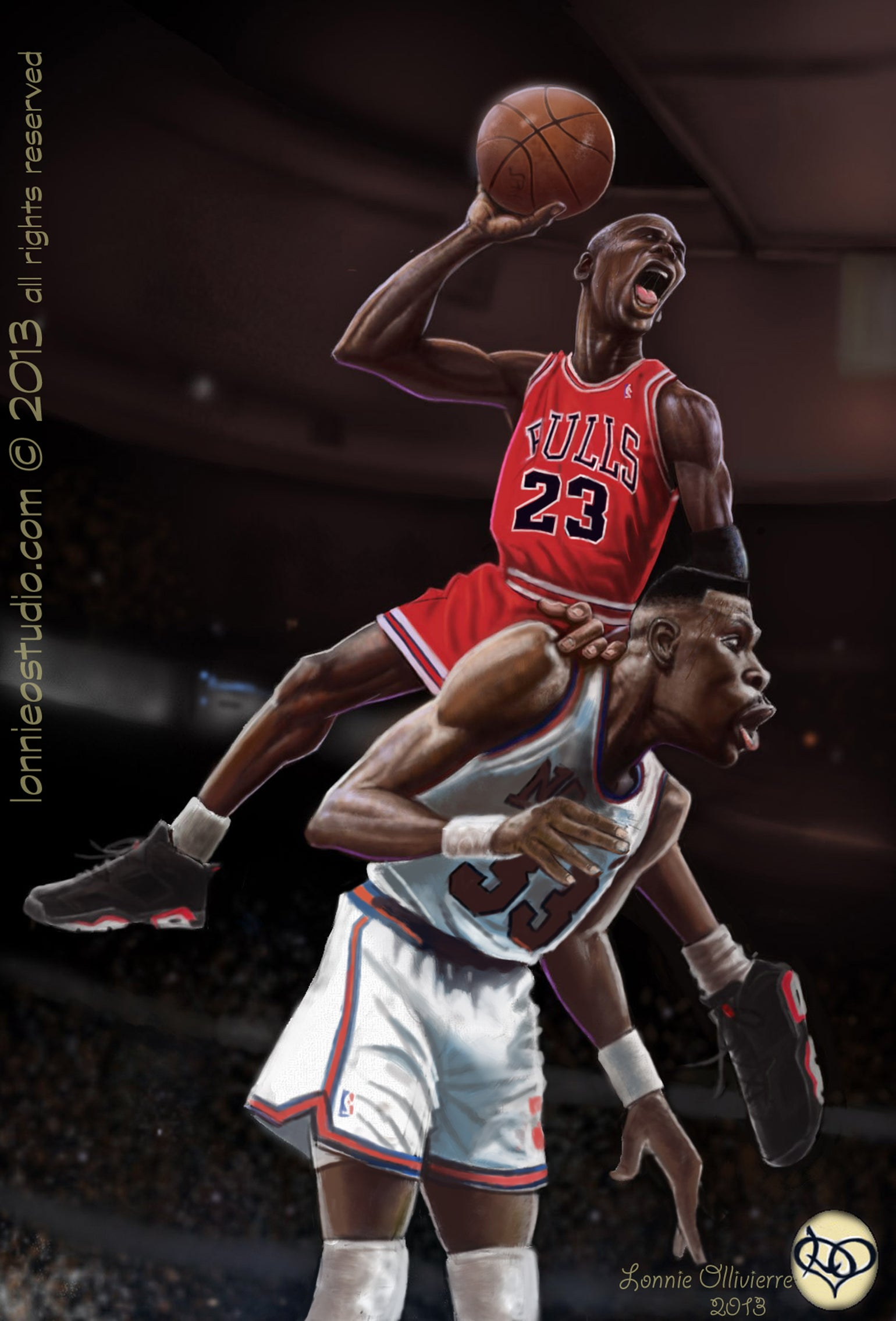 "Image of ""MJ VS PAT EW"