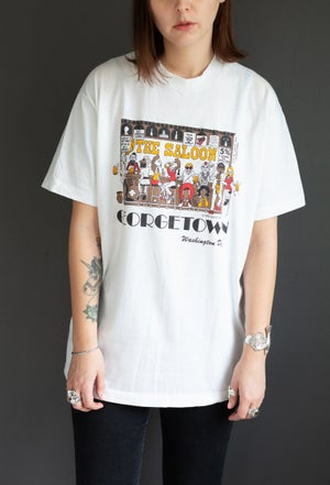 Image of 1988 Vintage Georgetown Punks Tee