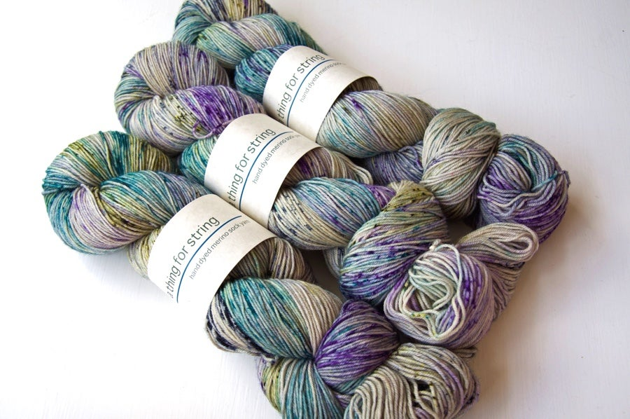 Image of Merino Sock — Meadow