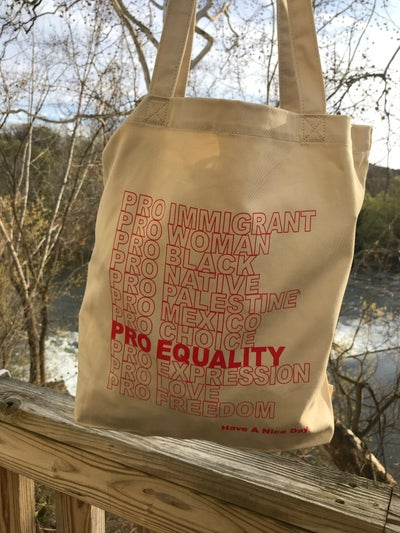 Image of pro good stuff tote