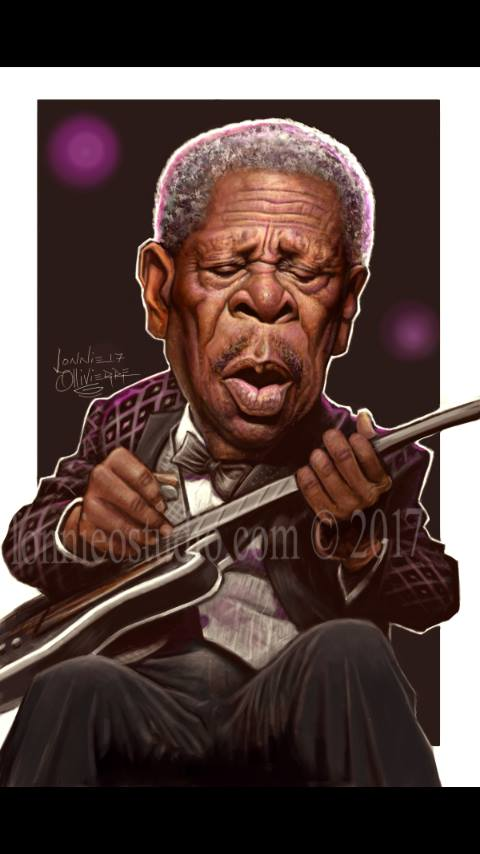 "Image of ""B.B KING"""