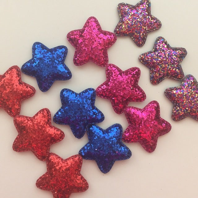 Image of Star Hair Clips