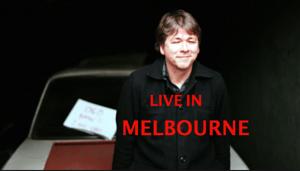Image of Darren Hanlon - MELBOURNE - Sun 16th June - $26