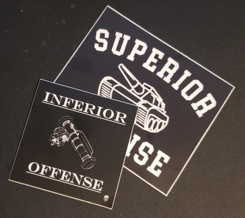 Image of Inferior Offense Square