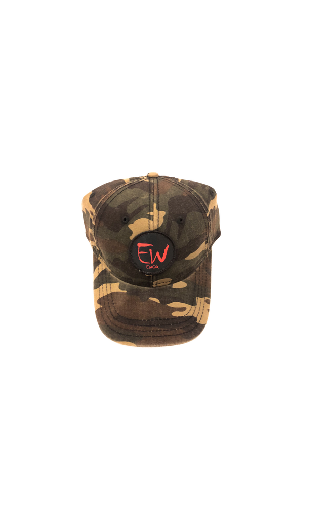 Image of EWCO CAMO HAT