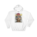 Image of White Nachami Unisex Hoodie (additional colors available)