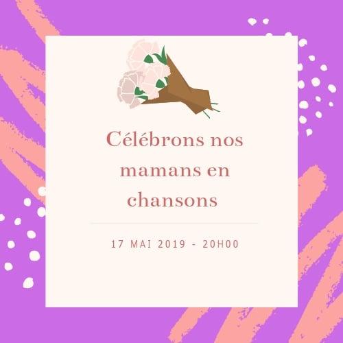 Image of Célébrons nos mamans en chansons
