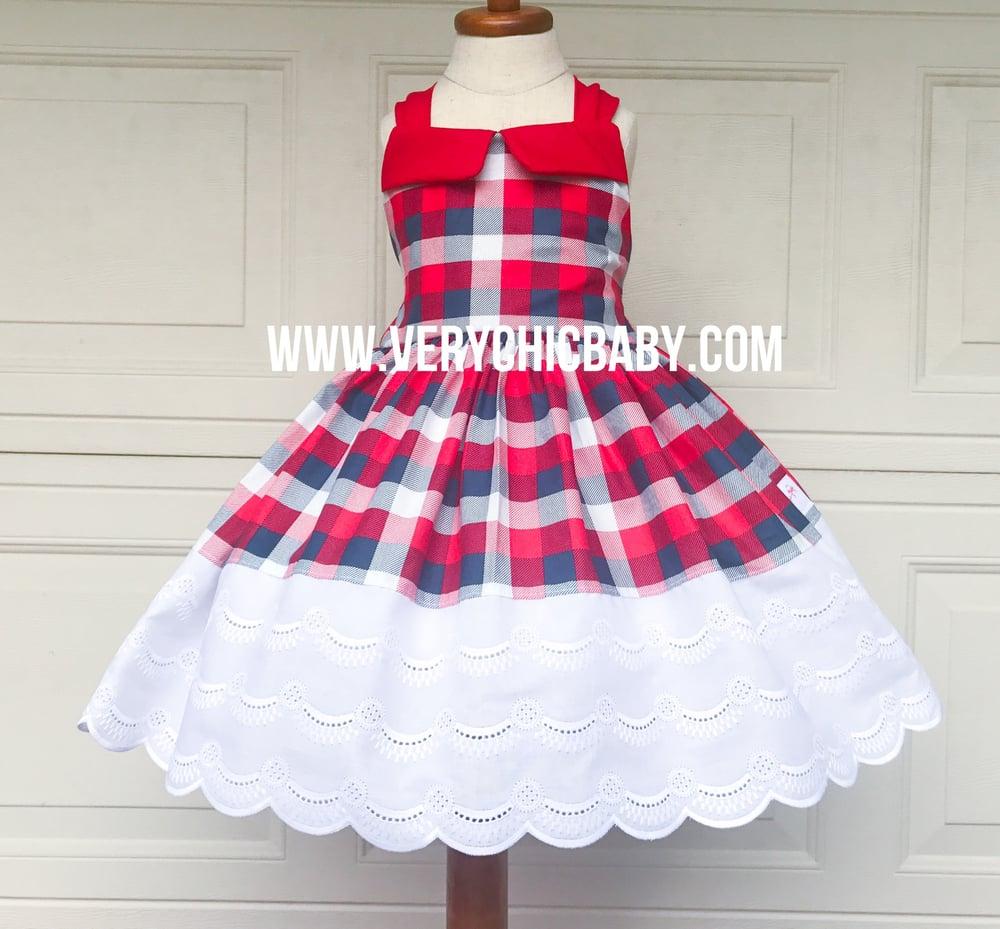 Image of Little Firecracker Dress