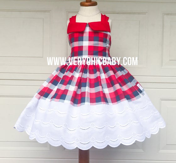 Image of Little Firecracker Dress