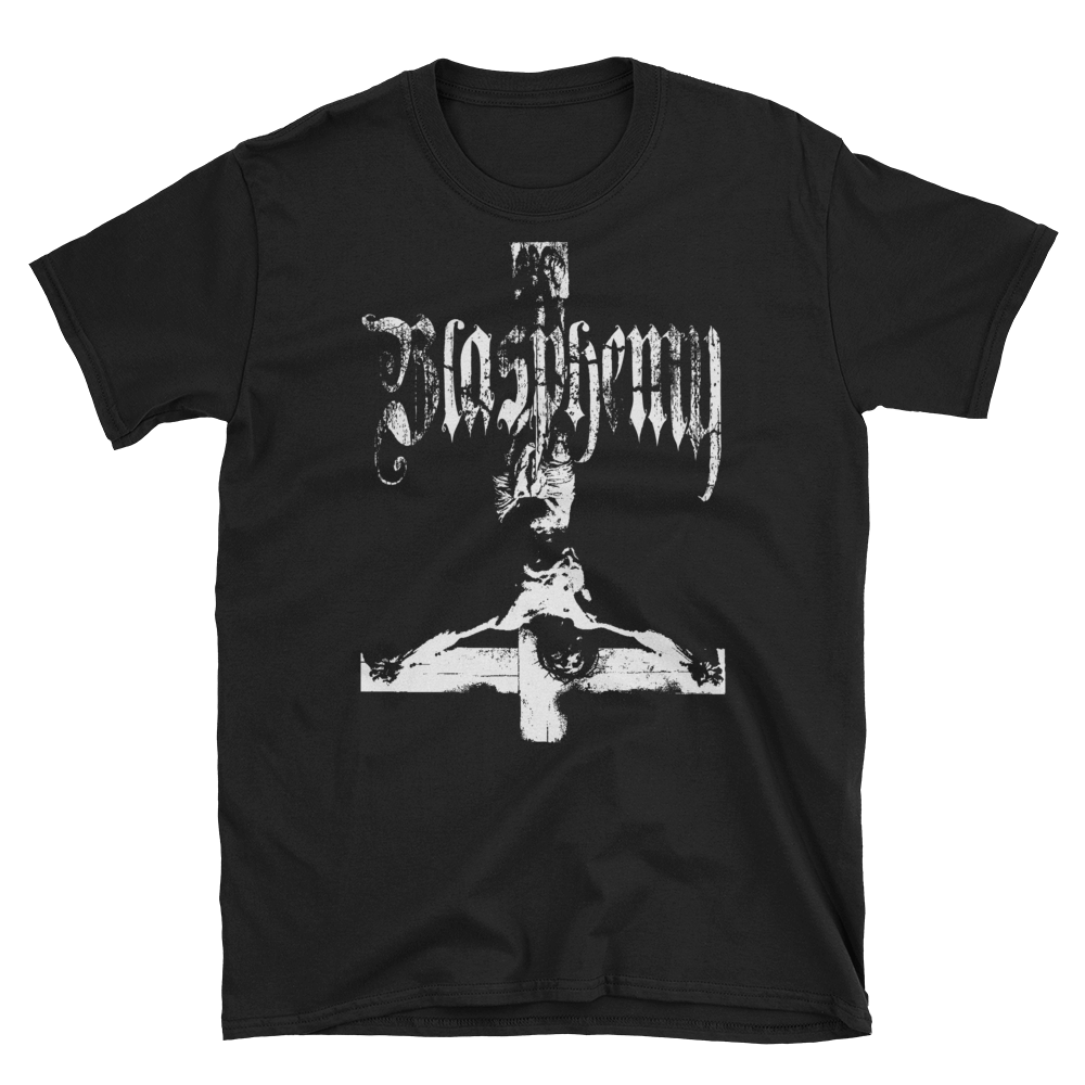 "Image of ""Blasphemy""  t-shirt"