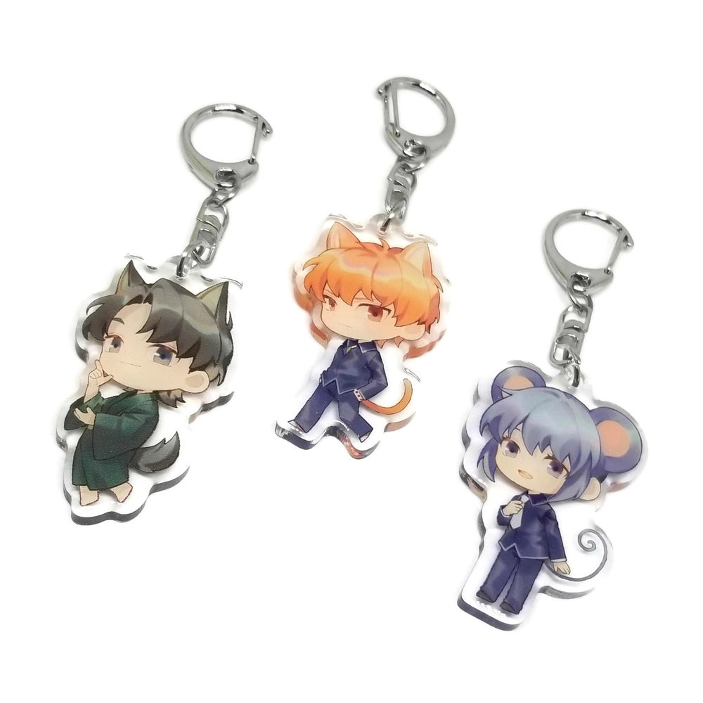 Image of Furuba Acrylic Charms