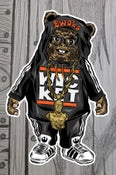 Image of Wicket-Hip-Hop 3-in sticker