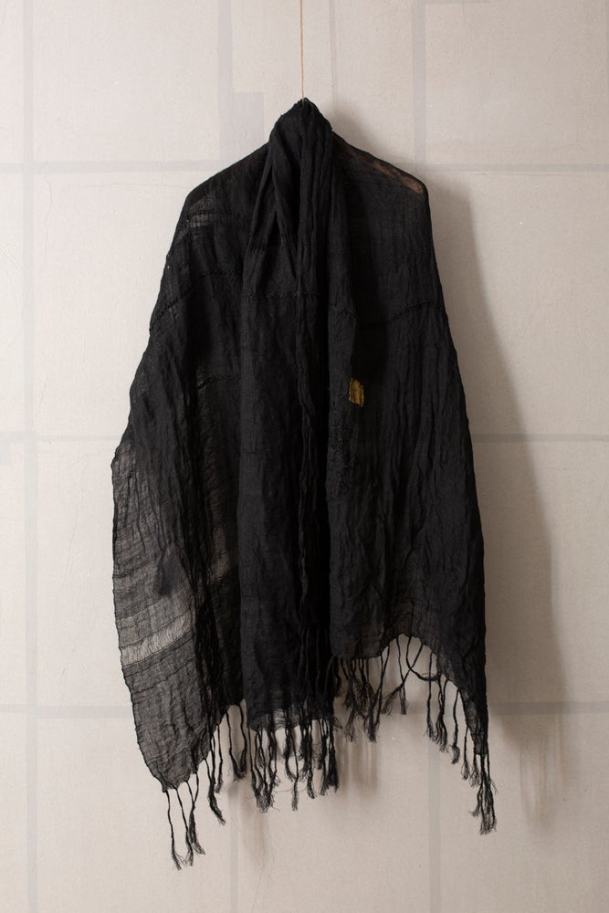"Image of Mahurangi ""Absence"" WRAP/SCARF by Christopher Duncan"