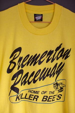 Image of Vintage Bremerton Raceway 'Killer Bee's' Tee