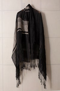 "Image of Mahurangi ""Euphoria"" WRAP/SCARF by Christopher Duncan"