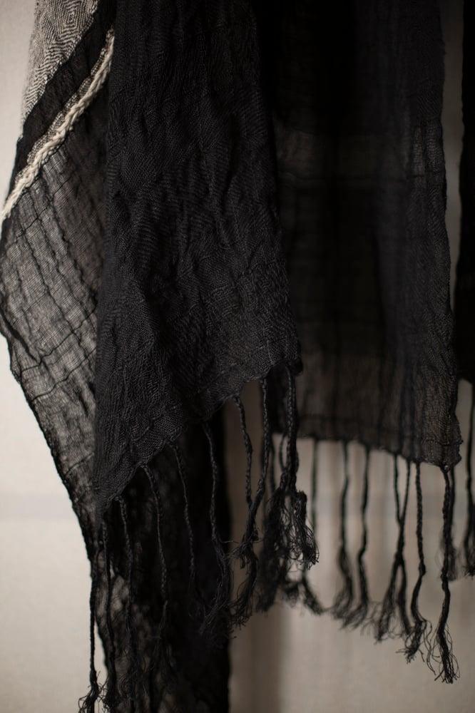 "Image of Mahurangi ""Euphoria"" WRAP/SCARF by Christopher Duncan"