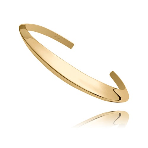 Image of Les vagues n° 674. 18ct gold