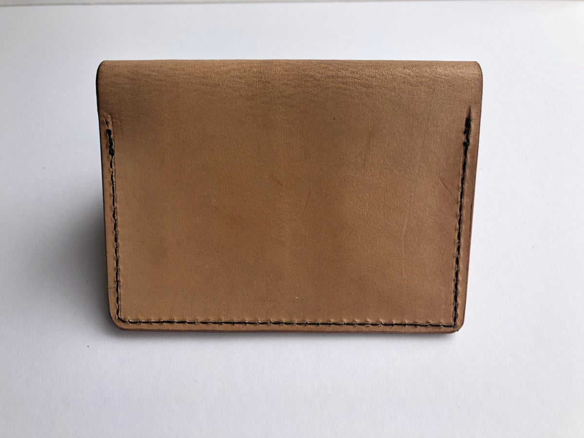 Image of 6 pocket Vertical folding wallet