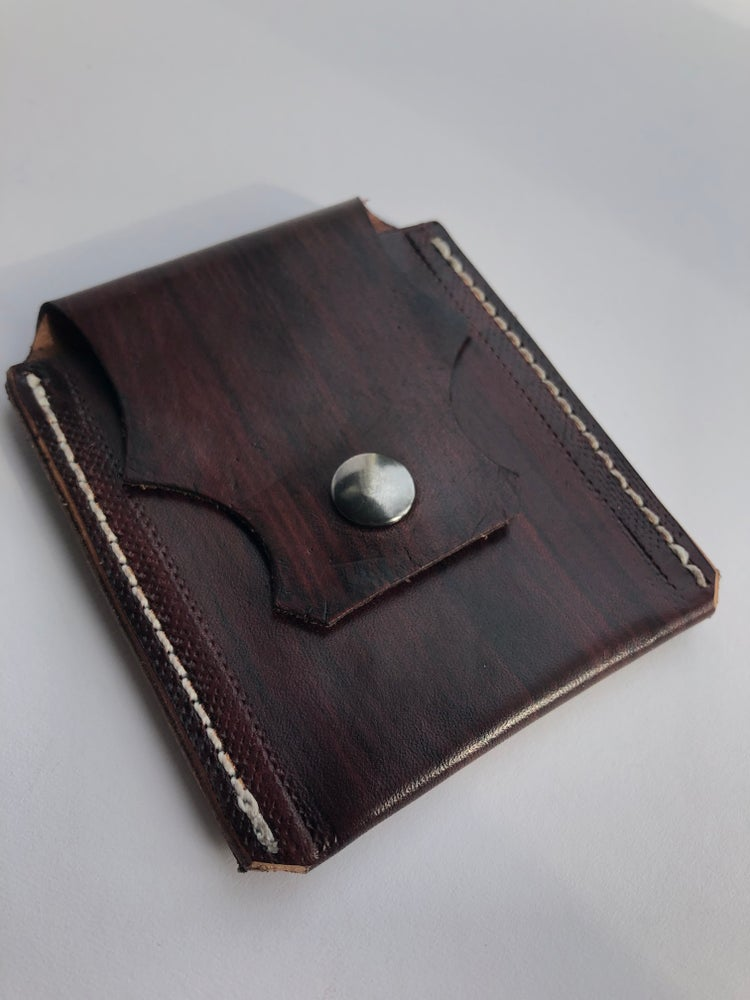 Image of Single pocket belt wallet