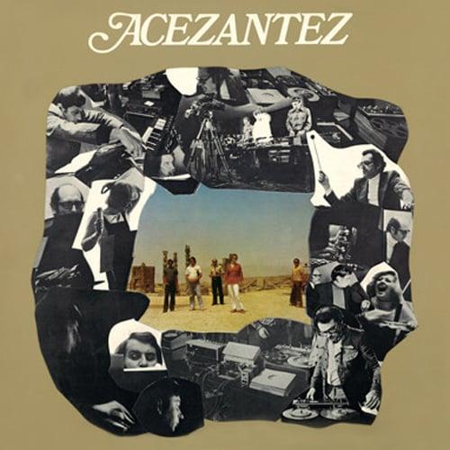 Image of Acezantez-Acezantez LP, Sub Rosa, SVR450