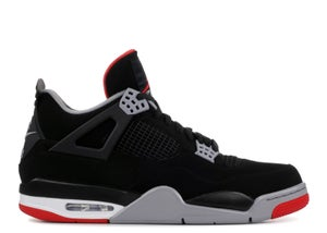 "Image of AIR JORDAN 4 RETRO ""BRED 2019 RELEASE"""