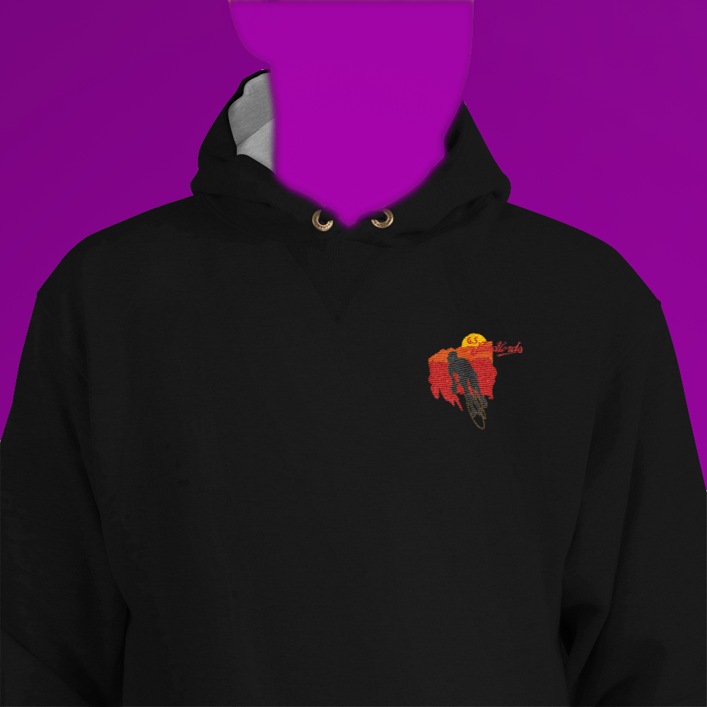 Image of Embroidered Champion Sunset Hood