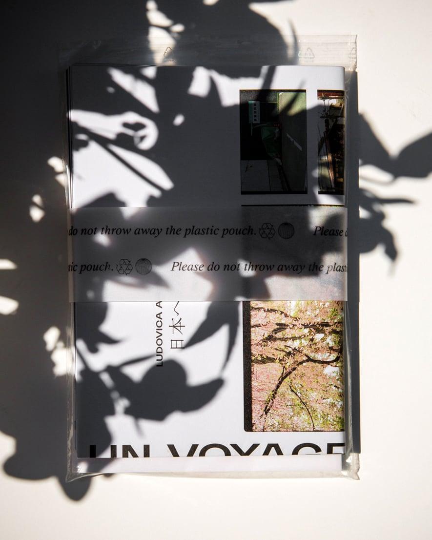 Image of Un voyage au Japon_ Ludovica Anzaldi (50 copies)