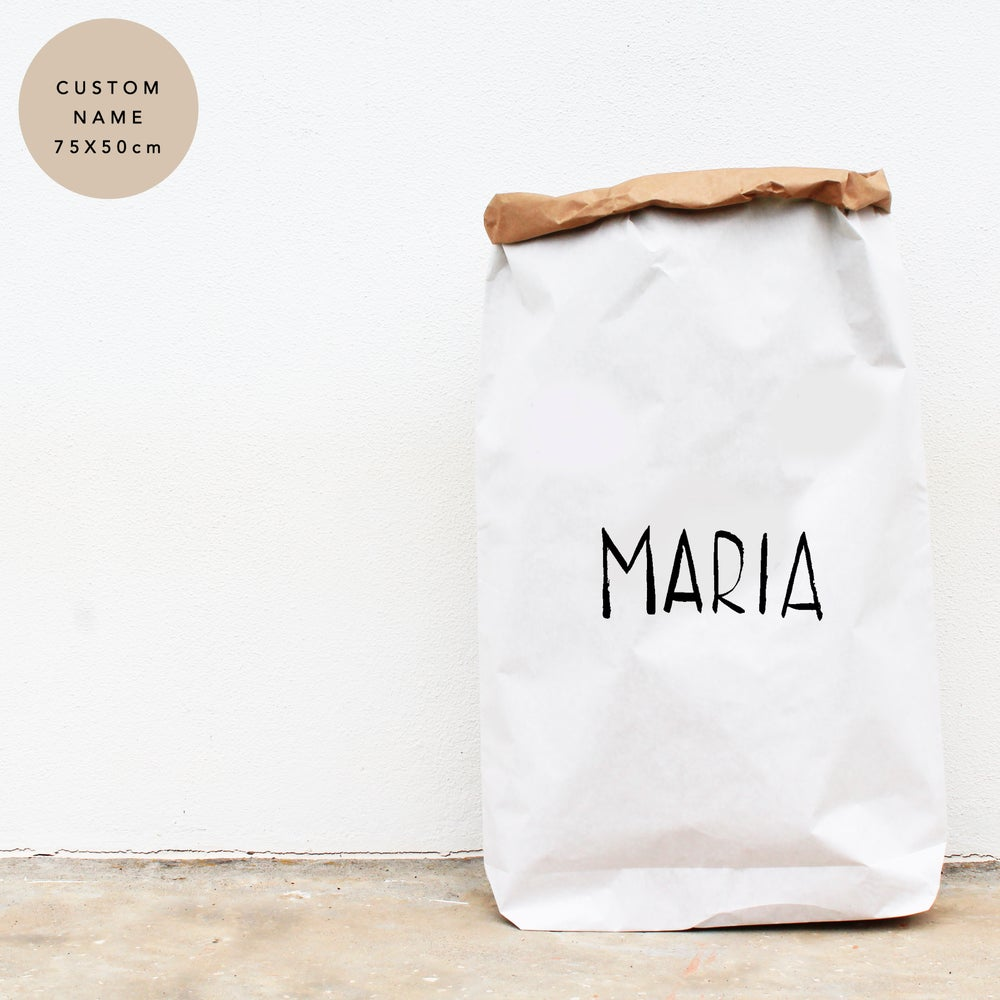 Image of PAPER BAG CUSTOM
