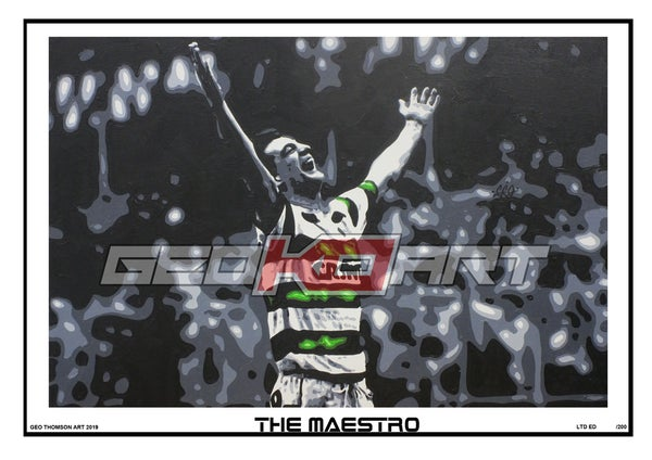 Image of PAUL McSTAY - THE MAESTRO