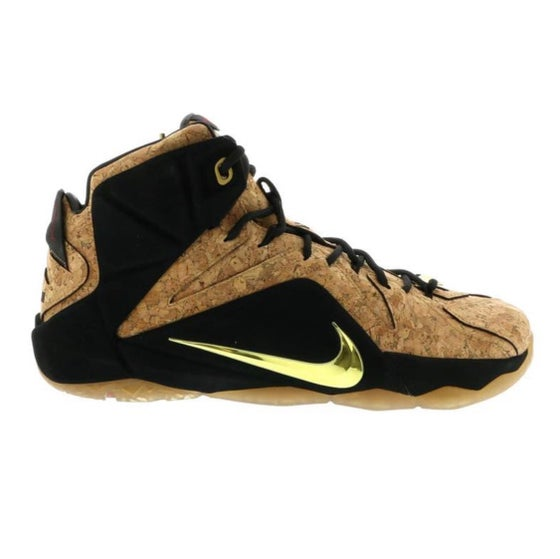reputable site 7fdb2 78835 Image of Nike Lebron 12 EXT - Cork - Size 10
