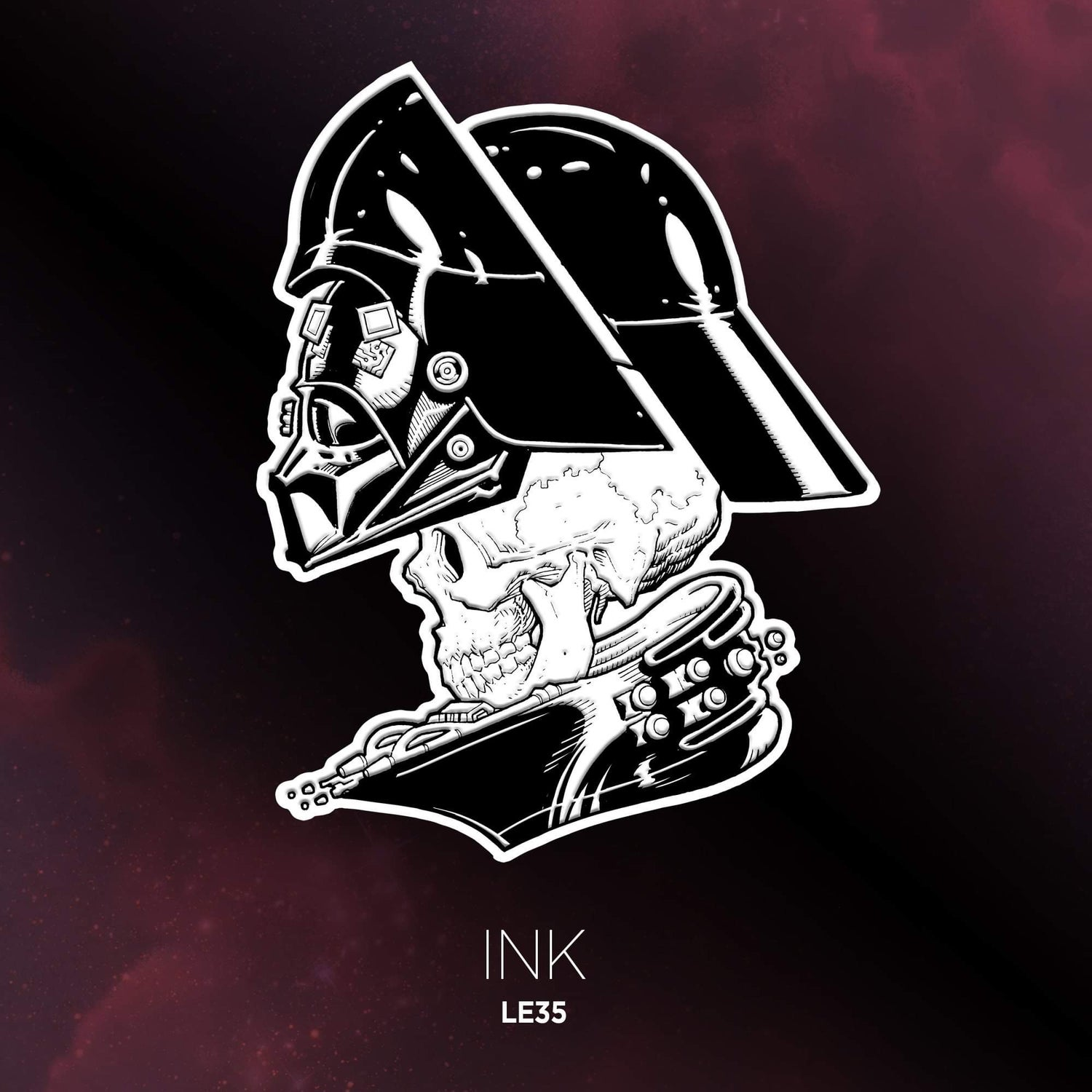Image of Death's Head   Enamel Pin (May the 4th Release)