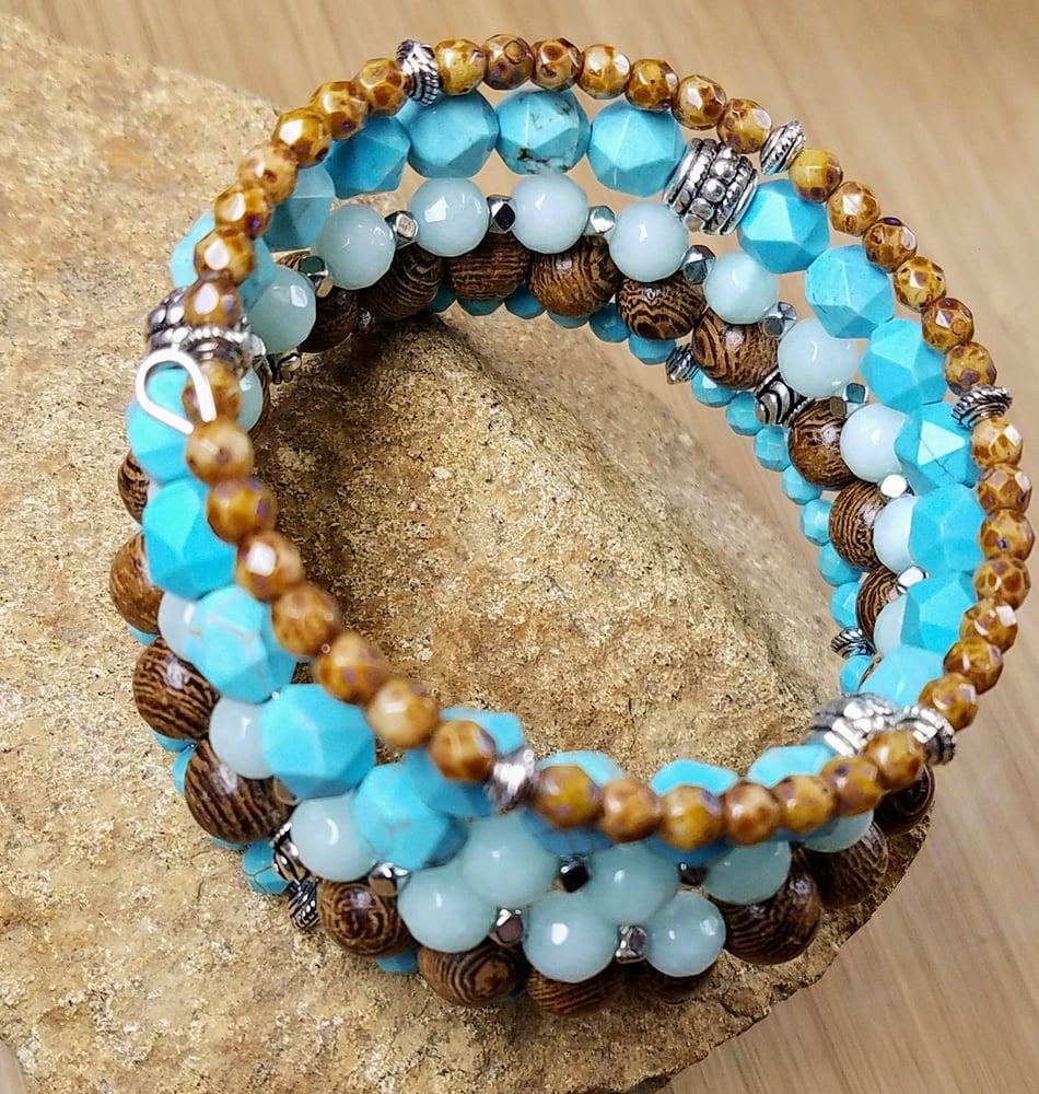 Image of Tempting Turquoise Bracelet