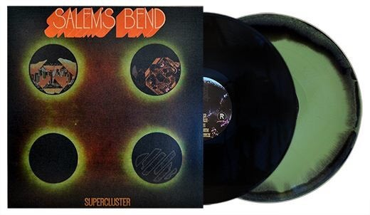 Image of Salem's Bend - Supercluster Limited Cosmic Color Swirl Vinyl LP
