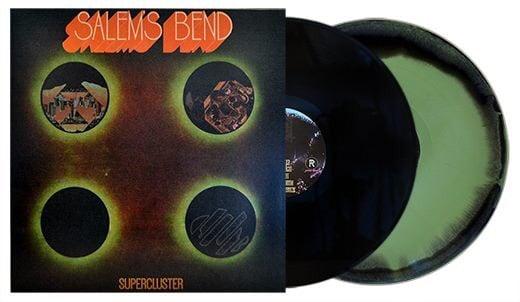Image of Salem's Bend - Supercluster Limited Cosmic Color Swirl Vinyl LP