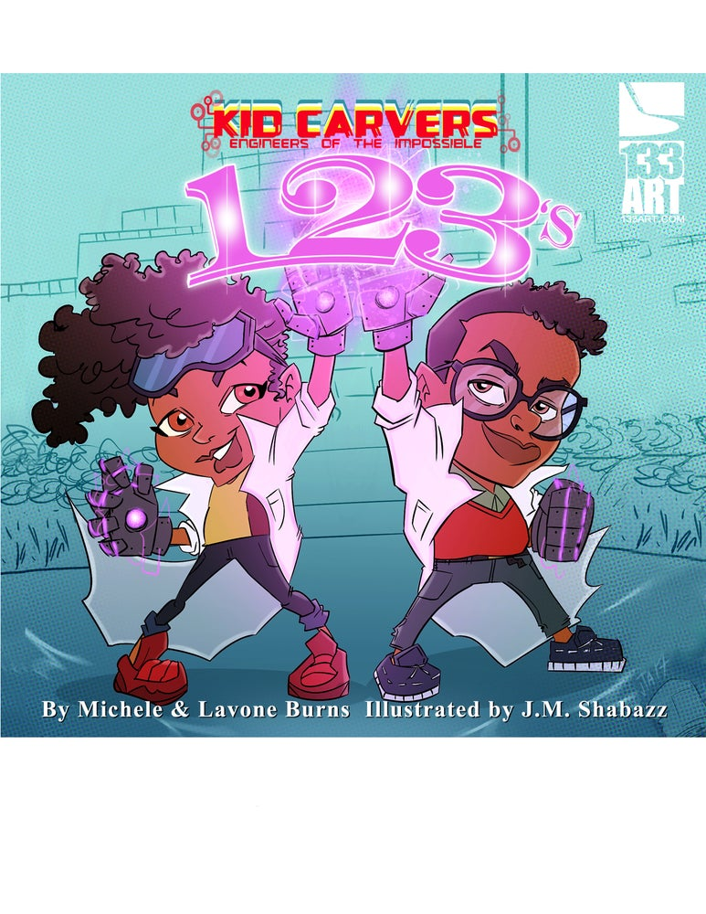 Image of Kid Carvers 123 [Print Comic]