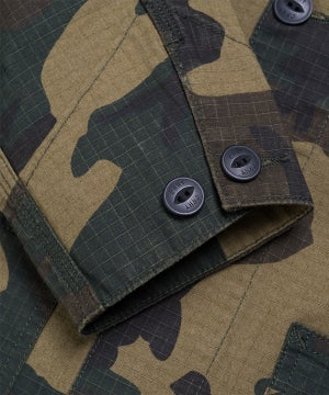 Image of CARHARTT WIP_MICHIGAN SHIRT JACKET :::LAUREL CAMO:::